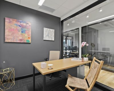 Private Office - For a Week
