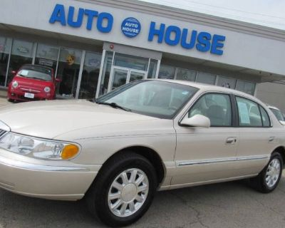 1999 Lincoln Continental Standard