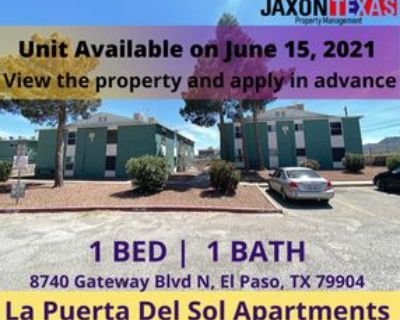 S Gateway North Blvd #131, El Paso, TX 79901 1 Bedroom Apartment