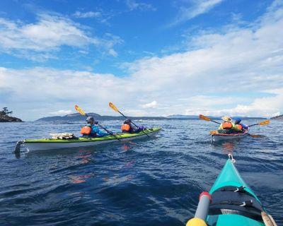 Tandem Kayaks Northwest Sea Scape II