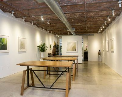South end, sowa art + design district, modern and creative workshop/gallery space, Boston, MA
