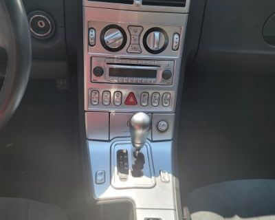 FS 2005 Chrysler Crossfire SRT6 *Low Miles*Only 2,444 produced*