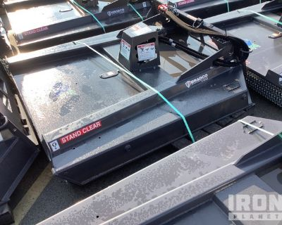Unused - 2019 Paladin Ground Shark GSS72 72 in Brush Cutter