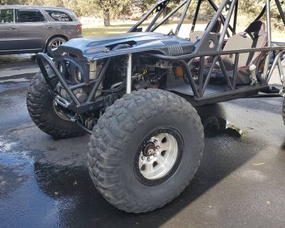 Pro Mod/Trail Rock Crawler Buggy