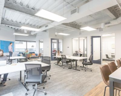 Office Suite for 12 at Expansive - 16th Street