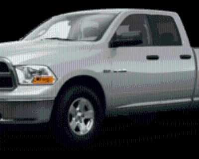 2009 Dodge Ram 1500 SLT Quad Cab Regular Bed 2WD