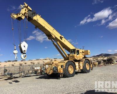 Grove RT-990 90 ton 4x4x4 Rough Terrain Crane
