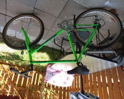 Men's Diamond Back 15 speed bike