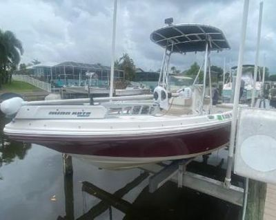 2012 Sailfish 1900 Bay Boat