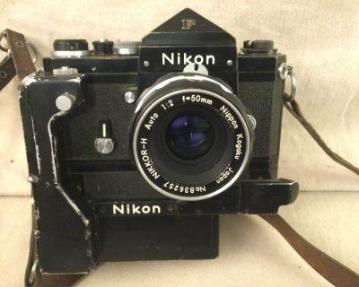 Clarification needed: is this a Nikon F or Apollo?