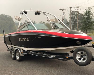 2007 Supra Boat Launch 24 SSV