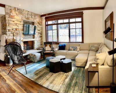 Arrowleaf Condo Empire Pass True Ski In/Ski Out Luxury Home - Empire Pass