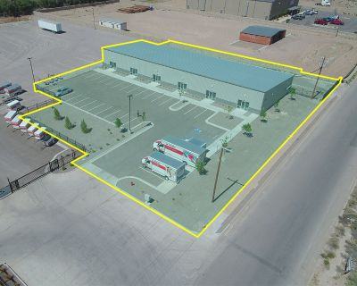 Warehouses From 1,680 to 10,080 Square Feet