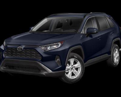 New 2021 Toyota RAV4 XLE Premium FWD 5 In-Tranist