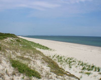 E. Sandwich Waterfront, Extraordinary Panoramic Bay Views, Private Beach: 014-S - East Sandwich