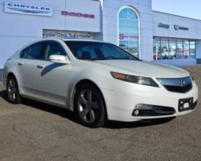 2014 Acura TL FWD Automatic with Advance Package