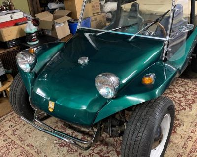 Genuine Meyers Manx Buggy with Certification