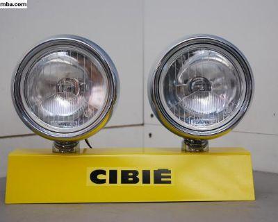 Cibie Super Oscar SC Replica Driving Lights