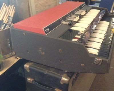 VOX Super Continental Organ with Z Legs