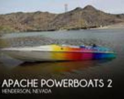 Apache Powerboats - Scout 2