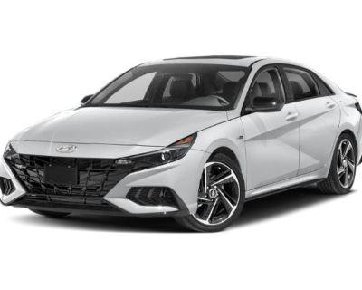 New 2022 Hyundai Elantra N Line FWD 4dr Car