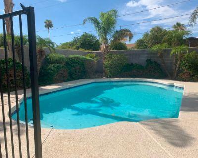 Urban Outdoor Swimming Pool, Yuma, AZ