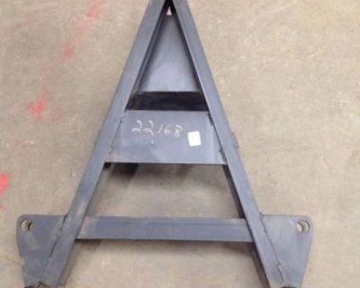 Fisher Snowplows 22168 A Frame For A 8-9 Foot Heavy Duty Blade