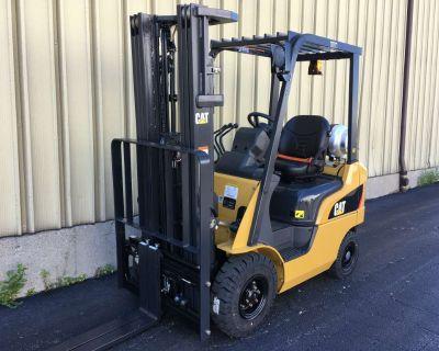 2017 CAT Lift Trucks GP18N5
