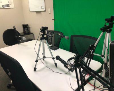 Audio Visual Production Studio - Downtown Arlington next to UTA, Arlington, TX