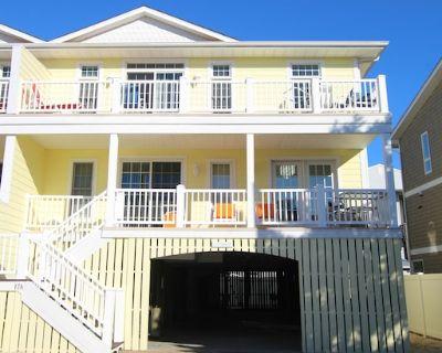 Spacious- Dewey Beach, Ocean Block, Town Home! - Rehoboth by the Sea
