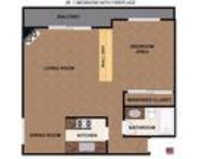 The Parkview 2 - Jr One Bedroom