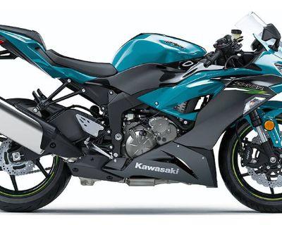 2021 Kawasaki Ninja ZX-6R Supersport Norfolk, NE