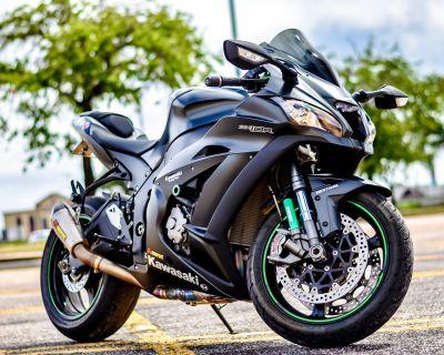 2016 Kawasaki Ninja ZX-10R Supersport Houston, TX