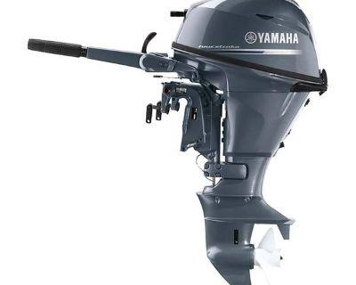 2018 Yamaha F20 Portable Tiller ES Outboards 4 Stroke Lagrange, GA