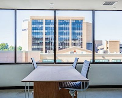 Team Office for 10 at neu.works @ Cherry Creek North