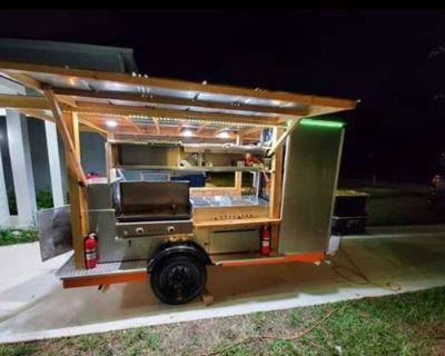 Food Cart - Handmade / Handmade / 2020