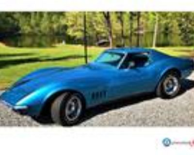 1969 Chevrolet Corvette STINGRAY COLLECTOR CAR NCRS TOP FLIGHT