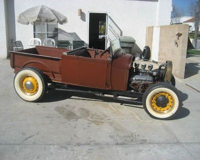 1929 Ford Roadster Pick UP