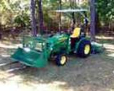 2008 John Deere 2520 4wd Tractor Loader Attachments