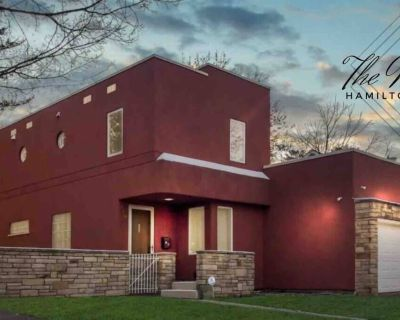 This Modernistic 2 story Art Deco style home is in the heart of Wausau - Wausau