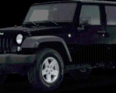 2018 Jeep Wrangler Unlimited Altitude (JK)