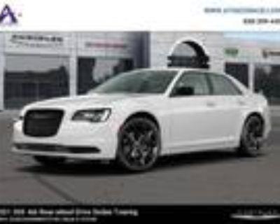 2021 Chrysler 300 White