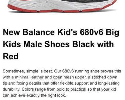 New in Box - Boys Wide Size 11 New Balance