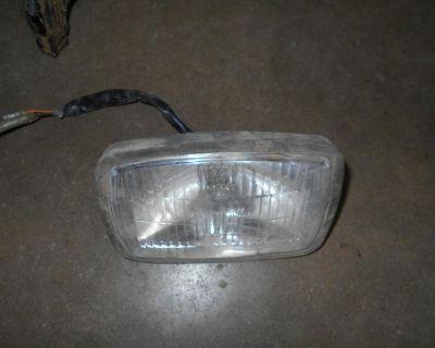 Kawasaki Lakota 300 Sport Head Light Lamp Lens Mojave 250 01 02 03 2002 2001