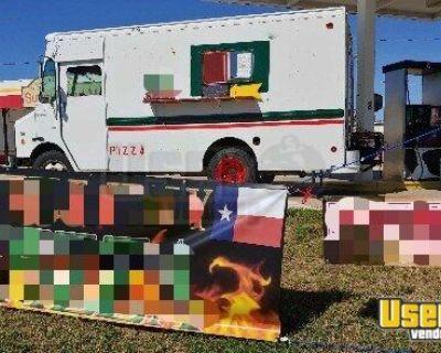 Turnkey GMC Forward Chassis Grumman Olson P30 27' Stepvan Pizza Food Truck