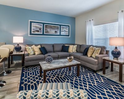 The Ultimate 4 Bedroom Townhome on Storey Lake Resort, Orlando Townhome 4955 - Kissimmee