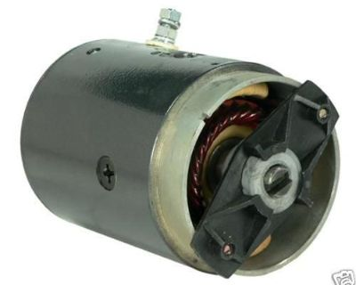 New Motor For Boss Snow Plow Skidmore Js Barnes Pump Prestolite 46-812 Mdy7030
