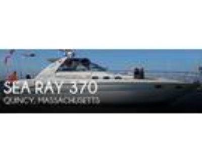 37 foot Sea Ray Sundancer 370