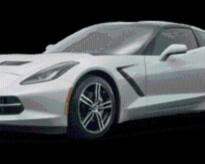 2019 Chevrolet Corvette Stingray 2LT Coupe