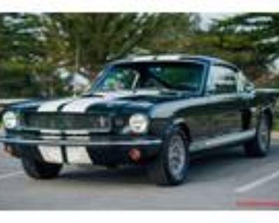1966 Shelby Mustang GT350 V8
